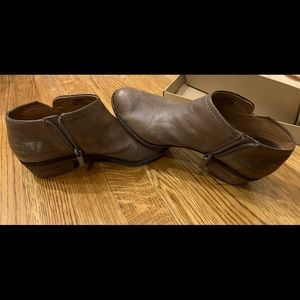 Brindle Lucky Brand Ankle Boots